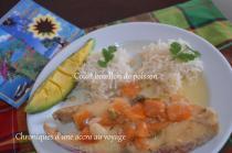 Recette court-bouillon poisson antillais
