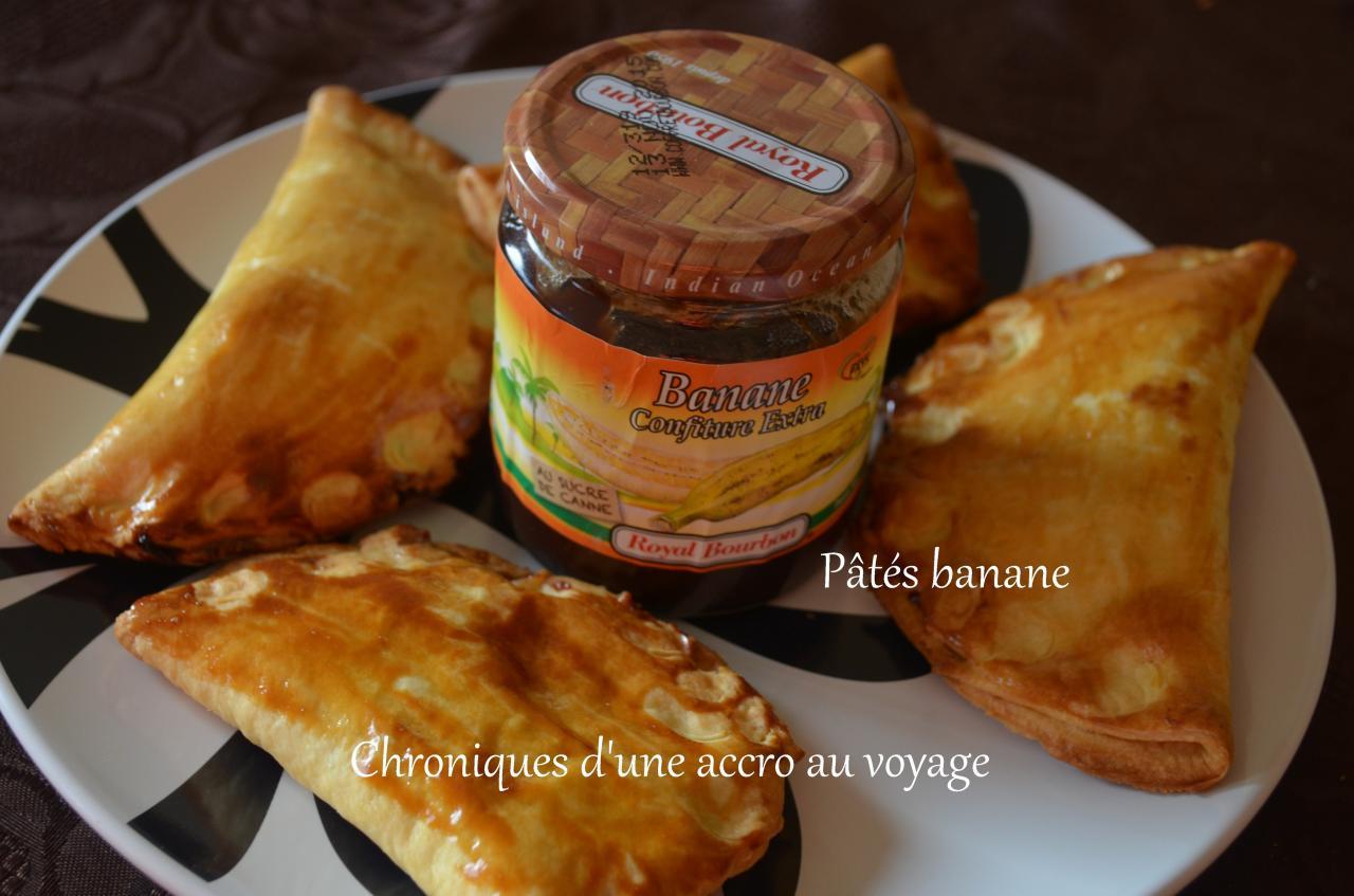 Recette paté banane (Martiniqu